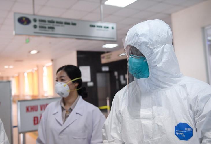 Weitere 16 Covid-19-Infektionsfälle in Vietnam - ảnh 1