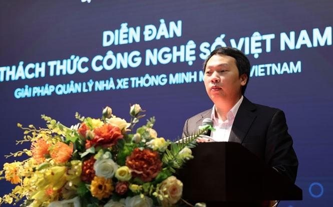"""""""Forum zur Herausforderung digitaler Technologie Vietnams"""" gestartet - ảnh 1"""