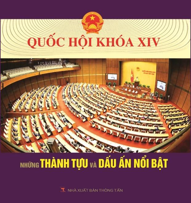 Präsentation eines Fotobuchs über Erfolge des Parlaments der 14. Legislaturperiode - ảnh 1