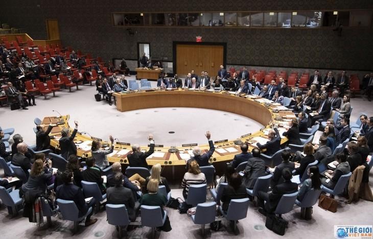 Staatspräsident Nguyen Xuan Phuc wird die offenen Diskussion des Weltsicherheitsrats leiten - ảnh 1