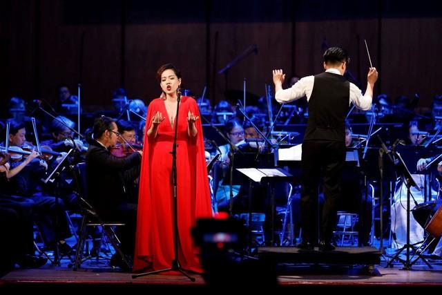 Besonderes Konzert mit Teilnahme von mehr als 100 bekannten Künstlern - ảnh 1