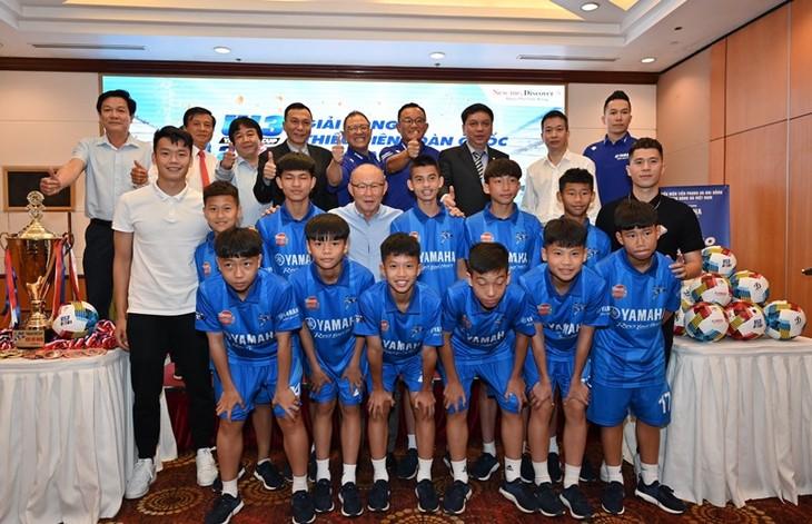 Trainer Park Hang-seo will den jungen vietnamesischen Fußball entwickeln - ảnh 1