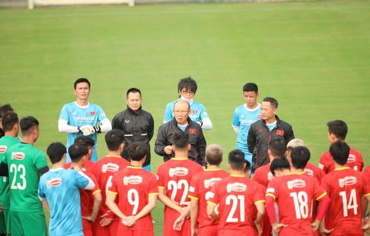 Liste der vietnamesischen Fußballmannschaft in der 2. Qualifikationsrunde der WM-2022 in Asien veröffentlichen - ảnh 1