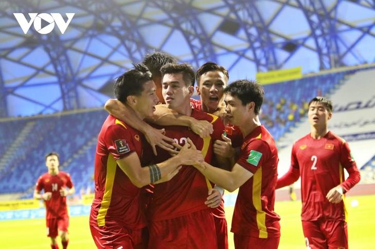Qualifikationsrunde für WM 2022: ESPN lobt die herausragende Generation des vietnamesischen Fußballs - ảnh 1