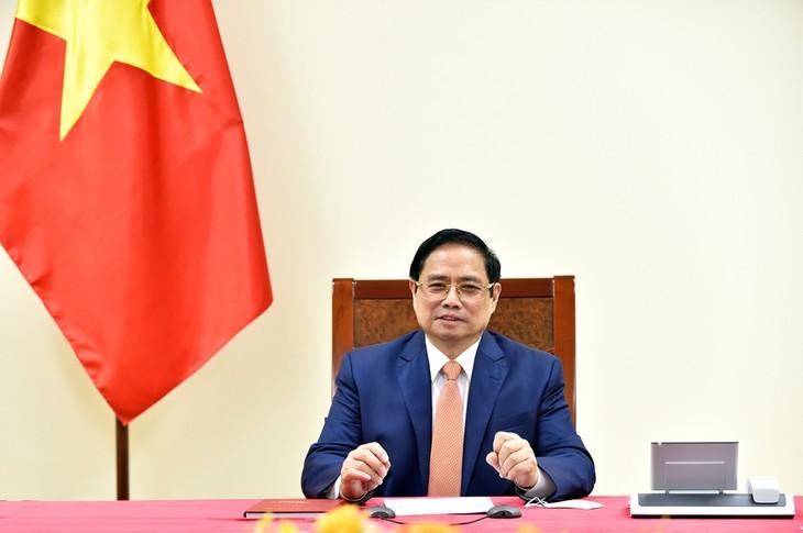 Vertiefung der strategischen Partnerschaft zwischen Vietnam und Deutschland - ảnh 1