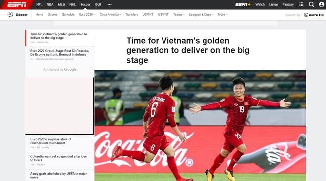 Asiens Medien: Nächste Strecke der vietnamesischen Fußballnationalmannschaft wird schwierig sein - ảnh 1