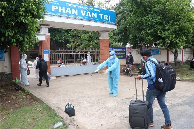 Vietnam verzeichnet 8.597 neue Covid-19-Fälle - ảnh 1