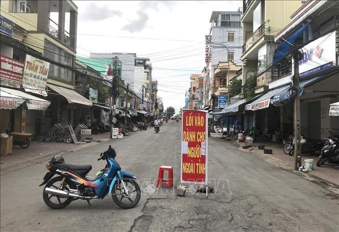 Vinh Long und Tien Giang sollen Maßnahmen zur Prävention und Bekämpfung der Covid-19-Epidemie umsetzen - ảnh 1