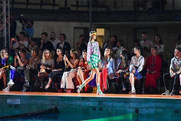 2019밀라노 국제 패션위크 - ảnh 1