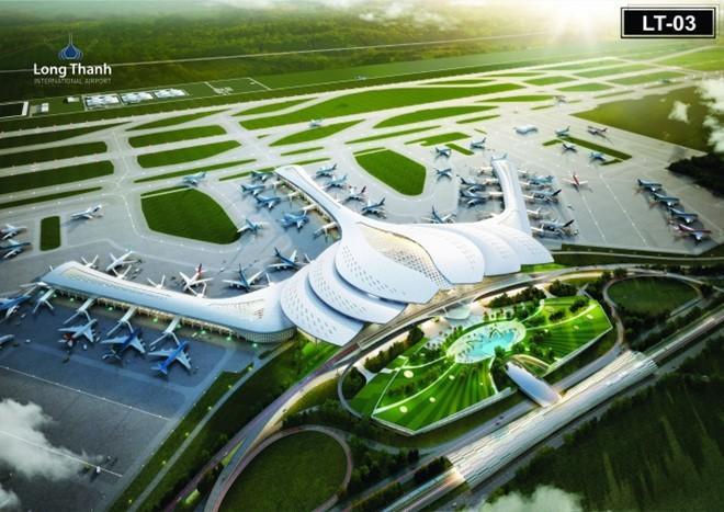 롱 타인 국제공항 – 비전과 기회 - ảnh 1