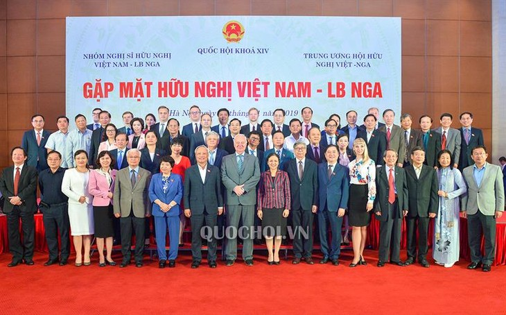 베트남-러시아 친선만남 행사 - ảnh 1