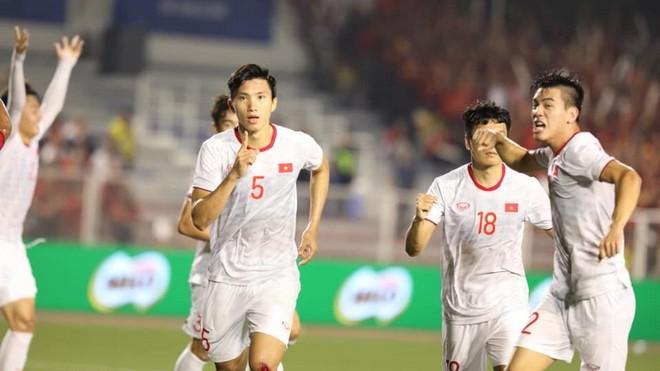 U22베트남, SEA Games에서 역사적인 금메달 획득 - ảnh 1