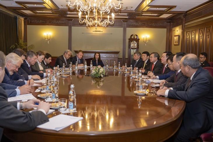 베트남, 러시아와 다방면의 협력 중시 - ảnh 1