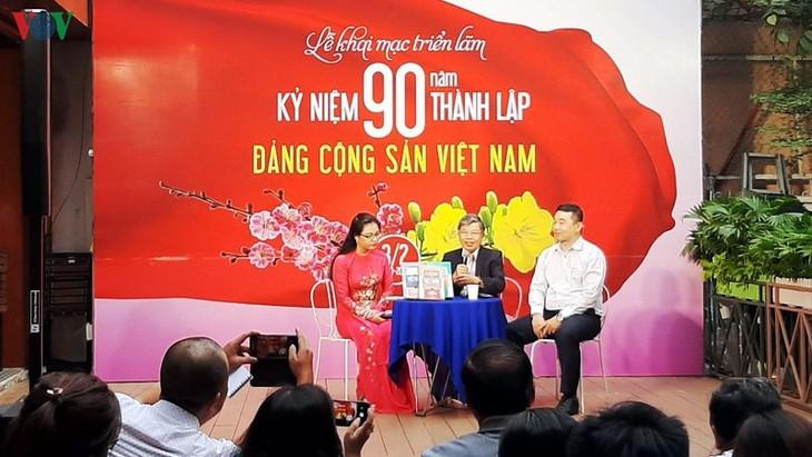 베트남 공산당 창립 90주년 기념활동 주간 개막 - ảnh 1