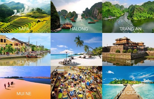 베트남, 세계에서 가장 빠르게 성장하는 20대 관광국 중 하나 - ảnh 1