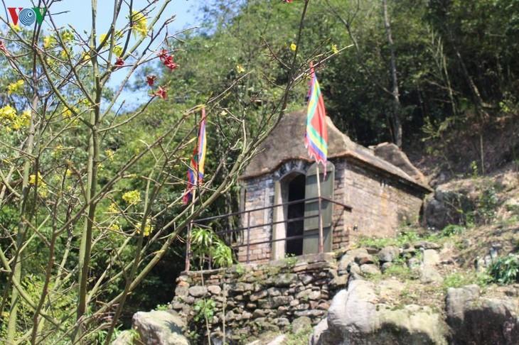 민족 근원으로 거슬러 올라가는 와운 (Ngọa Vân, 臥雲) 유적지 - ảnh 1