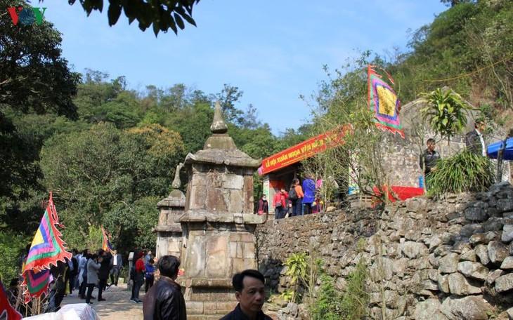 민족 근원으로 거슬러 올라가는 와운 (Ngọa Vân, 臥雲) 유적지 - ảnh 2