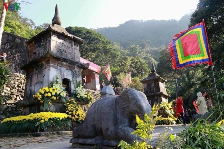 민족 근원으로 거슬러 올라가는 와운 (Ngọa Vân, 臥雲) 유적지 - ảnh 3