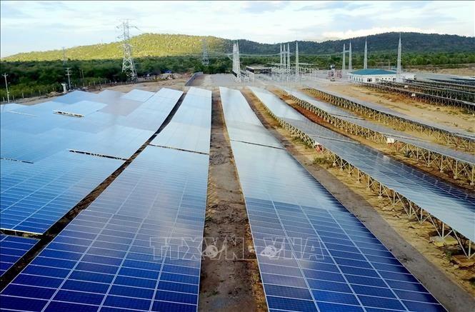 베트남, 새로운 전략 앞세워 태양광 에너지 규모 확대 - ảnh 1