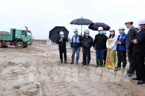 트어티엔–후에성,후에 프리미엄 실리카 공장 건설 프로젝트 추진 - ảnh 1