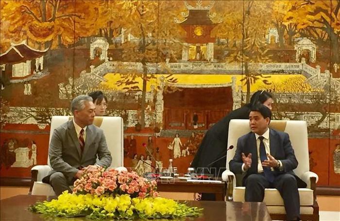 하노이, 대기업 그룹 투자 경영 확대 위해 유리한 여건 조성 - ảnh 1