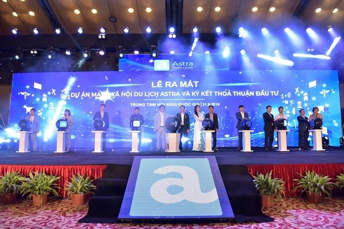 세계적으로 베트남을 홍보하는 관광 소셜네트워크 아스트라 - ảnh 1