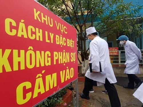 베트남 각 지방, 코로나 19 예방을 위한 격리조치를 엄격히 준수 - ảnh 1