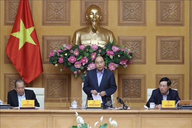 응우옌  쑤언  푹 총리,  코로나 19 방역 국가지도위원회 회의 주재 - ảnh 1