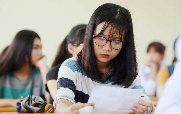 하노이시의 학생들, 학교에 돌아온다 - ảnh 1
