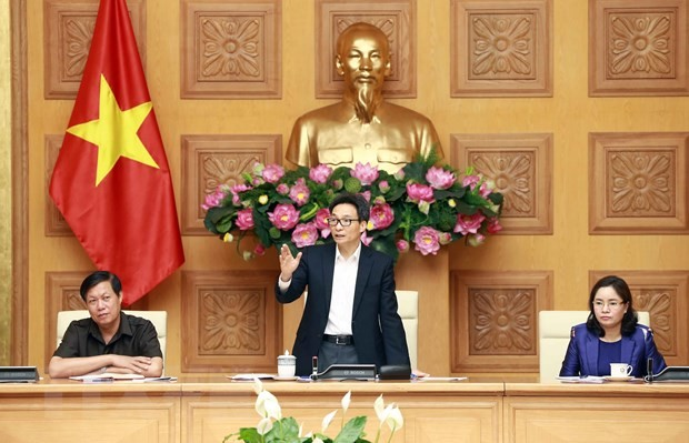 베트남, 신종 코로나 19 감염 상황에 적극 대응 - ảnh 1