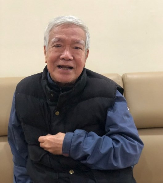 """베트남 문학예술인들의 연대기인 """"옛날의 사람들"""" 사진집 - ảnh 1"""
