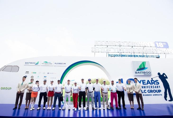FLC 그룹, 2020년 FLC GAB Tournament 개최 - ảnh 1