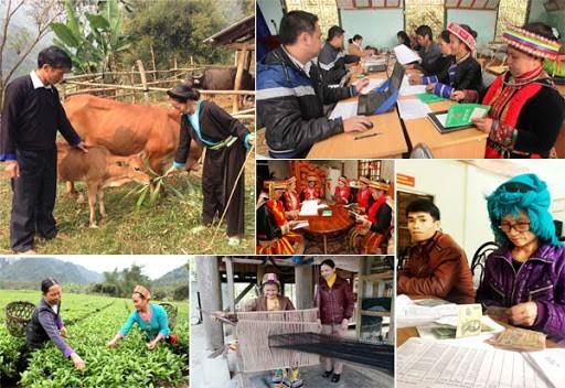 소수민족 및 산간지역 사회 경제 개발 국가 계획 심의회 설립 - ảnh 1
