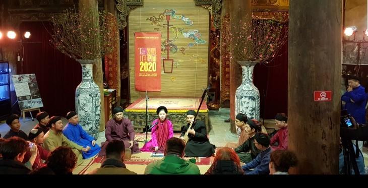 문화유산의 가치를 확장하는 베트남 서낭당 그룹 - ảnh 2