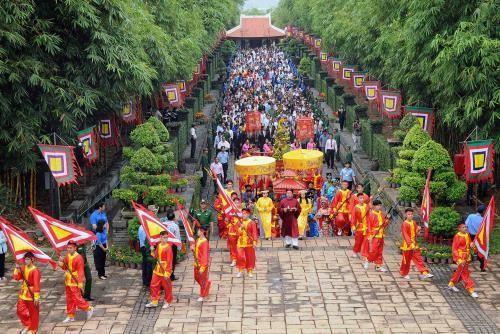 2020년 온라인 글로벌 베트남 국조일 개최 - ảnh 1