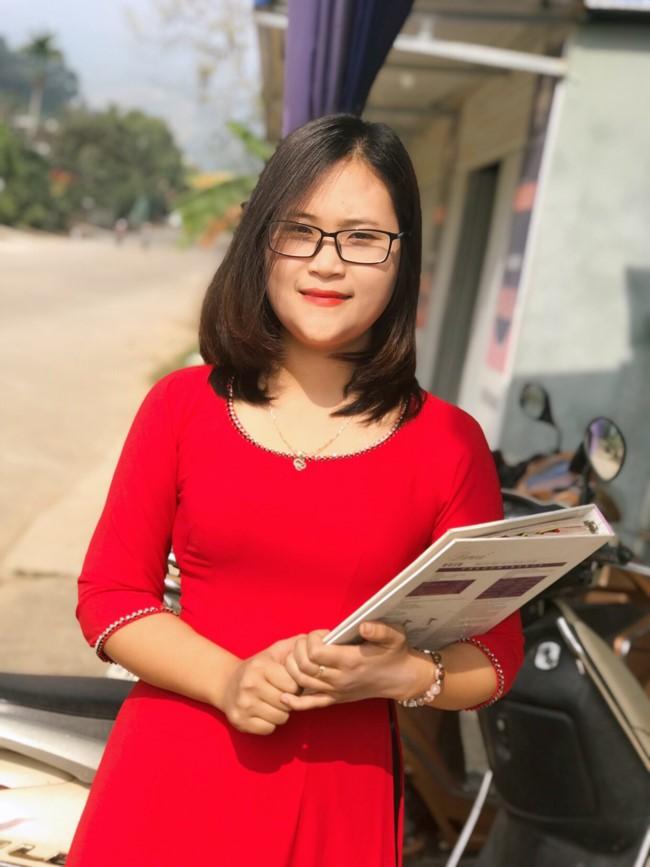 므엉족 9X교사, 2020년 세계 50대 교원으로 선발 - ảnh 1