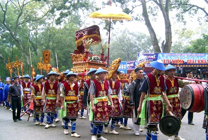 국조 훙왕 기념일: 국가 기원과 민족 대단결  - ảnh 1