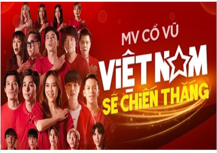 베트남 연예인들, 코로나19방역을 위한 뮤직 비디오를 함께 제작 - ảnh 1