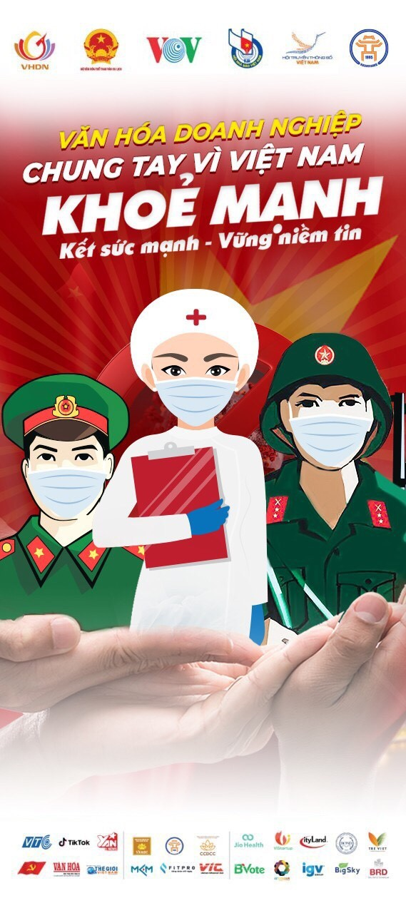 """""""건강한 베트남을 위한 협력"""" 프로그램 개막식 - ảnh 1"""