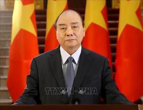 응우옌 쑤언 푹 (Nguyễn Xuân Phúc) 총리, WHO 온라인회의에 메시지 전달 - ảnh 1