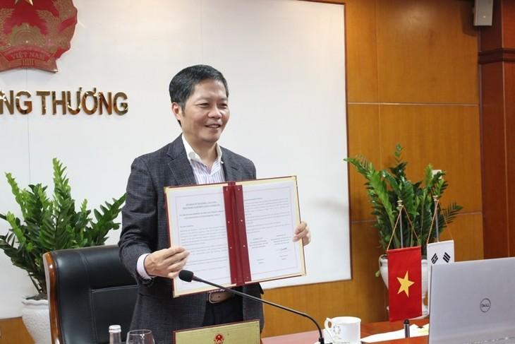 베트남–한국, 공급망 연결 촉진 - ảnh 1