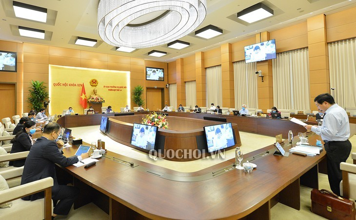 국회 상임위원회 제44차 회의, 국제협약 체결 및 이행의 제고 - ảnh 1
