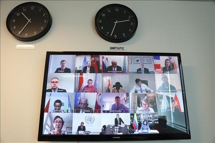 베트남 및 유엔 안보리: 유엔 안보리, 기후변화와 안보위기  논의 - ảnh 1