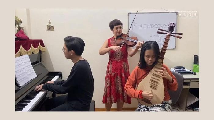 '베트남 오페라 발레 극장의 예술가들과 함께 하는 하루'라는 동영상 출시 - ảnh 1