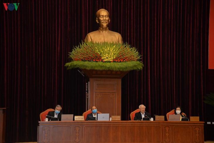 응우옌 푸 쫑 (Nguyễn Phú Trọng) 당서기장 - 국가주석, 전국 간부회의 주재 - ảnh 1