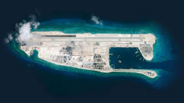국제여론, 동해상  중국의 행동을 비난 - ảnh 1