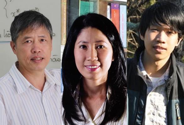2020년 따 꽝 브우 상, 의약학, 수학, 물리학 분야 과학자 세 명 수상 - ảnh 1
