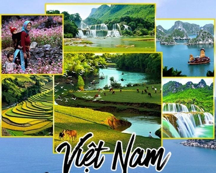 재가동 준비에 여념이 없는 베트남 관광 - ảnh 1