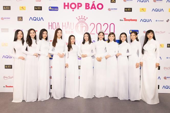 2020년 미스 베트남 대회 개최 - ảnh 1