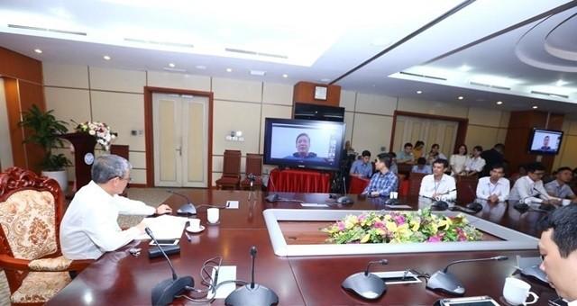 베트남 첫 온라인 회의 플랫폼 Zavi 오픈 - ảnh 1